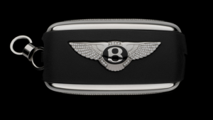 Bentley Diamond Car Key