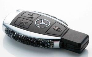Benz key