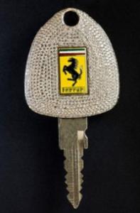 Bespoke key