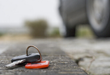 lost car key