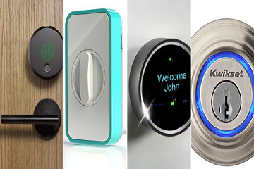 Smart Locks Add To The Safety Of Your Home