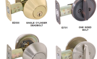 Types of Deadbolt Locks – Which One To Choose?